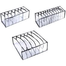 underwear-Mesh Underwear Storage Box, Drawer Type Separation  Household Dividers for Socks, Ties, Bras on JD