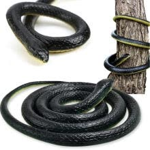 gift-bag-fillers-Fake Realistic Rubber Snake Lifelike Real Scary Toy Prank Party Joke Halloween on JD