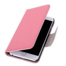 -Luxury Flip PU Leather Hard Wallet Case Cover Textured Grain Pouch Stand Folded Magnetic Clip for Apple iPhone 6 Plus 5.5' Inches on JD