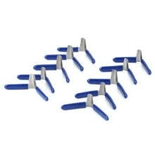 computer-accessories-tools-10pcs Padlock Shim Picks Set Lock Pick Accessories Set Tools Lock Home Tools Locksmith Tools on JD