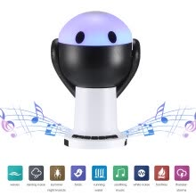 -Baby Sleep Sound Machine Soothing Timing Relaxation Music USB Rechargeable White Noise Travel Office Recording Nightlight Helper on JD
