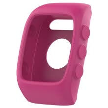 -The New Hot Sale Smart Watch Soft Silicone Case for POLAR M400 Colorful Durable Protective Shell Perfect fit for polar m 430 on JD