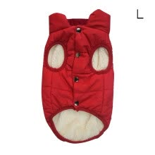 -Pet cotton clothes on JD