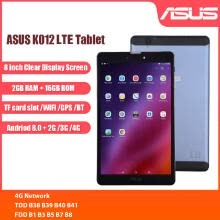 -ZenPad K012 LTE  8 inch 4G Network 4-Core 1920x1200P 2GB+16GB Andriod 8.0 Qualcomm SnapDragon 400 Chip Support Dual SIM/TF Card/B on JD