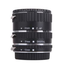 -Auto Focus Macro Extension Tube Ring DSLR Lens Adapter for Canon EOS EF-S on JD