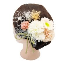 -TOYFUNNY Japanese Style Imitation Flower Immortal Flower Kimono New Hair Accessories Set on JD
