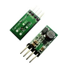 tool-batteries-Mini DC-DC 3.3V 3.7V 4.5V 5V до 12V Step Up Boost Converter Module для Smart Home on JD