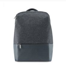 -Xiaomi MI 90 Fun backpack laptop bag 14 inch 4 grade water repellent fashion college student bag 203501 black,gray on JD