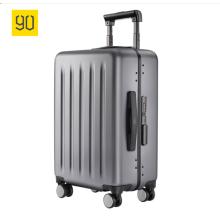 e751f4b39 Xiaomi MI 90 FunSuitcase Spinner Large capacity Travel Luggage 24 Gray