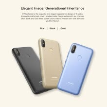 -DOOGEE X70, 2GB+16GB, Dual Back Cameras, Face ID & DTouch Fingerprint Identification, 5.5 inch Android 8.1 MTK6580A Quad Core up t on JD