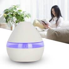 purif-deodorize-300ML USB LED Ultrasonic Aroma Essential Oil Diffuser Air Purifier Humidifier on JD