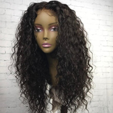 Brazilian Afro Kinky Curly Human Hair Lace Wigs With Baby Hair For Black Women Remy Hair Curly Lace Front Human Hair Wigs Guanyu Hair Extensions & Wigs