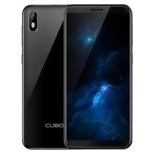 -Cubot J5 3G Phablet 5.5 inch Android 9.0 MT6580 Quad Core 1.3GHz 2GB RAM 16GB ROM 5.0MP Rear Camera Recognition 2800mAh Detachable on JD