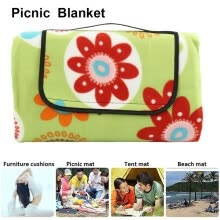 -2018 Hot Sale Utdoor Foldable Waterproof Picnic Mat Camping Mat Summer Beach Blanket Baby Crawling Ma on JD