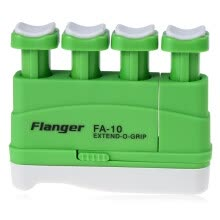 -Flanger FA - 10 Extend-O-Grip Hand Exerciser Musical Instrument Playing Training on JD