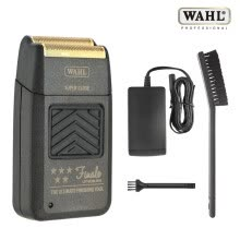 hair-clippers-Wall (WAHL) hair salon barber shop professional hair clipper shaving head repair capacity electric clipper retro oil head razor trimmer 08164 on JD