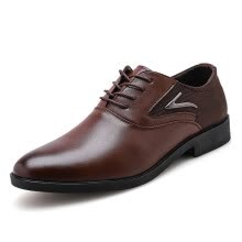 875062322-Men's Shoes Fashion Casual Shoes Business Shoes Lace Up Shoes For Men Genuine Leather Shoes  Black Brown Size 38-46 on JD