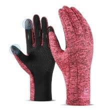 winter-sports-Winter Warm Gloves Men Women Touchscreen Gloves Rainproof Skiing Gloves with Warm Lining For Skiing Fishing Camping Hiking Mountai on JD