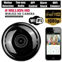 -Mini Spy IP Camera Wireless WiFi HD 1080P Hidden Home Security Night Vision on JD