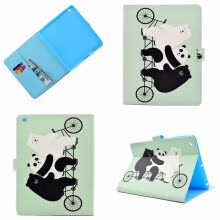 -BannerLive TPU Чехол для Apple iPad 2 3 4 Обложка iPad2 iPad3 iPad4 Funda Coque Flower Bear Wolf Tree Deer Fox Butterfly Reflection on JD