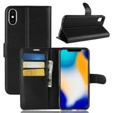 -for Apple iPhone XS Max 6.5' for iPhone XR 6.1' XS WIERSS Wallet Phone Case for iPhone X 10 5.8' Flip Leather Cover Case Fundas> on JD