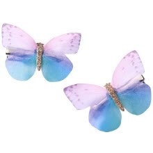 -Girls Cute Hair Clips With Sequins Butterfly Shape Hair Pin Children Hairpin Princess Hair Accessories on JD