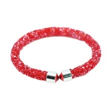 -New arrival Jewelry Single lap Rhinestones Bracelet Bohemian style Bracelet on JD