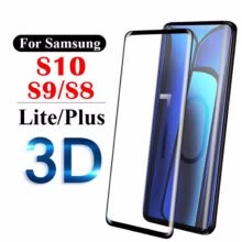 -Full Curved Tempered Glass For Samsung Galaxy S9 S8 S10 Plus E Screen Protector For Samsung Note 8 9 10 Pro Protective Film on JD