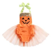 -Hot Halloween Baby Girl Party Costume Romper Bodysuit Fancy Tutu Dress Skirt Outfit on JD