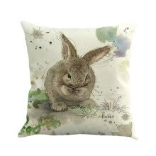 -Siaonvr Easter Sofa Bed Home Decoration Festival Pillow Case Cushion Cover on JD