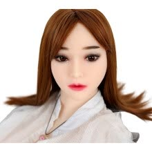 -Real full silicone lifelike adult love dolls 142cm/55.9inches vagina real pussy non-inflatable big butts sex doll on JD
