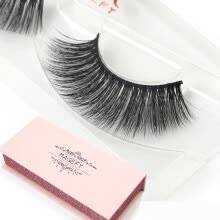 -〖Follure〗1 Pair 3D Natural Thick False Fake Eyelashes Eye Lashes Makeup Extension on JD
