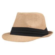 8f120217b0a Fashion Men Women Straw Hat Contrast Ribbon Fedora Curly Brim Unisex Panama  Jazz Trilby Hat Cap