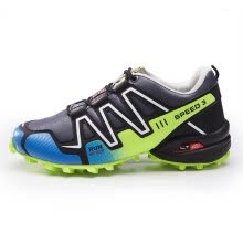 -Men's outdoor sports shoes fashion large size hiking shoes Solo tide shoes on JD