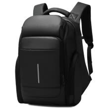 -Business male travel bag backpack large capacity laptop backpacks casual men bags waterproof high end student schoolbag shoulder on JD
