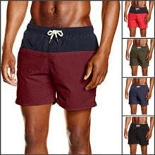 -Mens Boys Swimming Board Shorts Swim Shorts Trunks Swimwear Summer Beach Pants on JD