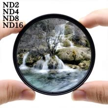 -KnightX ND2 ND4 ND8 Neutral Density Camera Lens Filter For Canon eos Sony Nikon photo 400d 49mm 52mm 55mm 58mm 62mm 67mm 72mm 77mm on JD