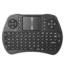 -2.4GHz Wireless Keyboard Air Mouse Touchpad Handheld Remote Control for Android TV BOX PC Smart TV on JD