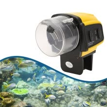 -1Pc Digital Automatic Electrical Plastic Fish Feeder Timer Home Aquarium Tank Food Feeding Hot, Automatic Fish Feeder on JD