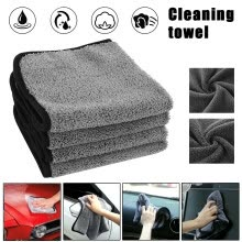 tools-equipment-care-4pcs professional car polishing cloth drying cloth microfibre cloth microfibre 40x40cm on JD
