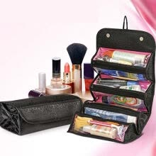 -Jewelry Organizer Cosmetic Case Make Up Cosmetic Bag Case Women Makeup Bag on JD
