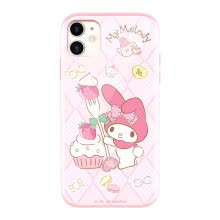 -Hello Kitty Apple xs max mobile phone case iPhonexsmax protective cover cartoon all-inclusive anti-fall silicone soft edge protective shell personality cute mil on JD