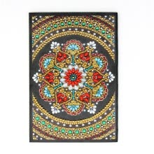 -Excellent Diamond Painting Notebooks High Quality DIY Christmas Notebooks Special Shaped Diamond Embroidery Stitch Diary Books on JD