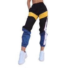 -Excellent Womens Casual Baggy Hip Hop Dance Jogging Sweat Pants Slacks Trousers on JD