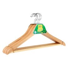 8750212-Betterall solid wood clothes hanger set on JD