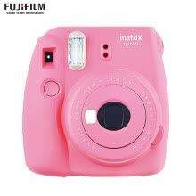 -[JD.com JOY NAME] Fuji (FUJIFILM) INSTAX Imaging MINI9 (flamingo powder) JOY Limited Gift Box (Contains 10 photo papers) on JD