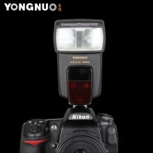 flashes-Yongnuo YN-568EX YN 568 Ex High-speed sync HSS Flash Speedlite/Speedlight for Nikon on JD