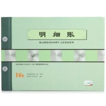 -Tianzhang (TANGO) Green days chapter details of the books 16k financial bill books on JD