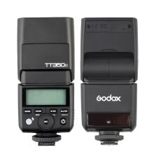 -Godox TT350-F Fuji version of the dome lights high-speed TTL outdoor lights on JD