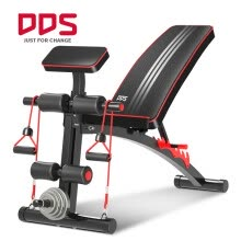 -Dodds (DDS) multi-function dumbbell bench fitness chair abdomen machine abdominal web sit-up board home exercise fitness equipment DDS1208T on JD